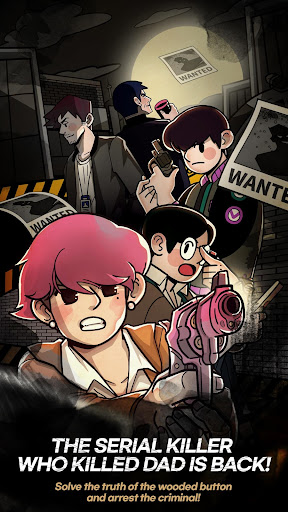 Detective S : Mystery game & Find the differences apkdebit screenshots 1