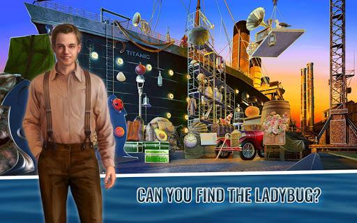 Titanic Hidden Object Game u2013 Detective Story  screenshots 11