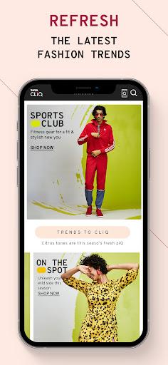 Tata CLiQ Online Shopping App India apktram screenshots 4