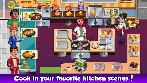Cooking Cafe Restaurant Girls - Best Cooking Game 2.0.3 Screenshots 10