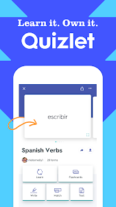 Quizlet: Learn Languages & Vocab with Flashcards 6.1.4