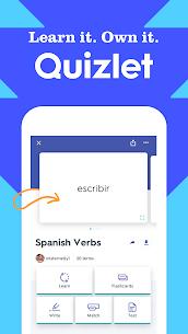 Quizlet Learn Languages v6.3.1 Mod APK 1