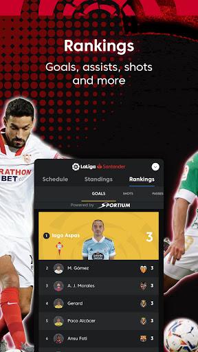 La Liga Official App - Live Soccer Scores & Stats 7.4.8 Screenshots 7