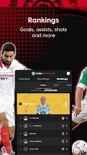 La Liga Official App – Live Soccer Scores & Stats 7