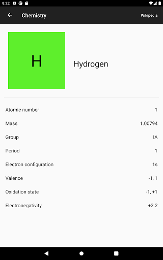 Chemistry 3.6 Screenshots 6