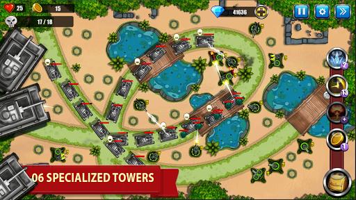 Tower Defense - War Strategy Game 1.3.0 screenshots 3