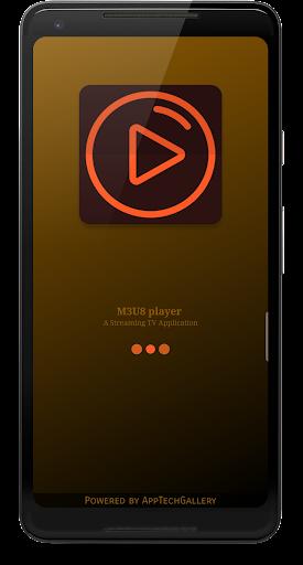 m3u8 Player - A simple video player for m3u8 screen 0