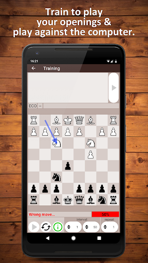 Chess Openings Trainer Pro modavailable screenshots 6