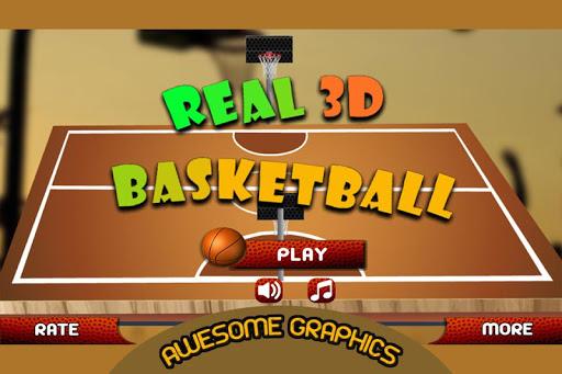Real 3d Basketball : Full Game 1.8 screenshots 7