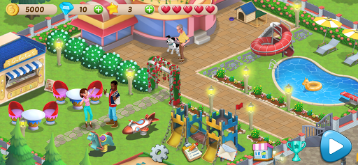 Food Country - Cooking, Renovate Story screenshot 5