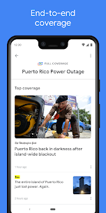Google News – Top world & local news headlines 2