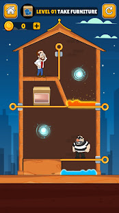 Home Pin - How To Loot? - Pull Pin Puzzle 3.3.8 Screenshots 7