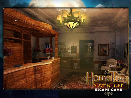 Escape game:home town adventure 29 Screenshots 13