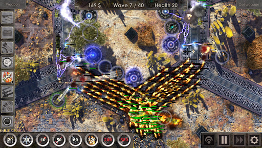 Defense Zone 3 Ultra HD  screenshots 7