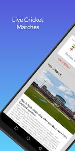 Bluestar Cricket: Live IPL & Cricket Matches Score MOD APK 1