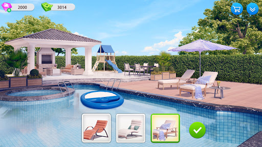 Yes Color! Paint Makeover & Color Home Design 1.0.3 screenshots 6
