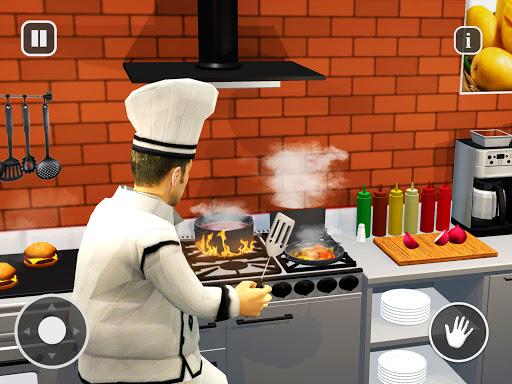 Cooking Spies Food Simulator Game 7 screenshots 6