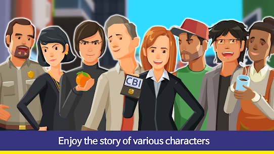 People and The City Mod Apk 1.0.706 (Free Stuff) 6