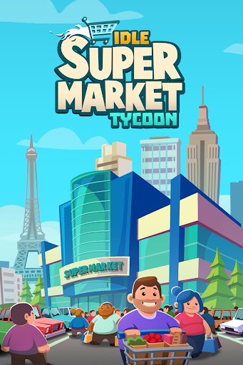 Idle Supermarket Tycoon - Tiny Shop Game 2.3.3 screenshots 1