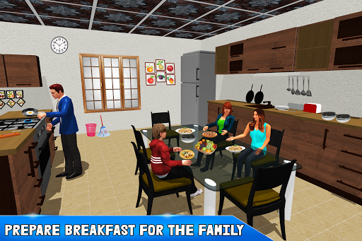 Virtual Step Dad Simulator: Family Fun 1.05 screenshots 2