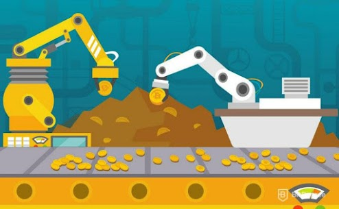 Bitcoin Miner – Cloud Mining For Android 4