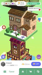 TapTower-アイドル構築ゲーム