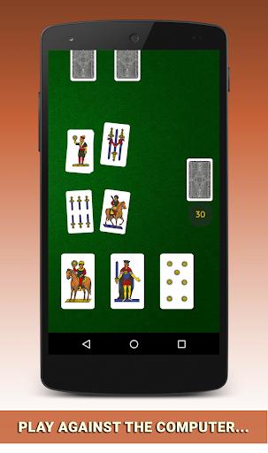 Scopa - Italian Card Game 2.2.6 screenshots 2