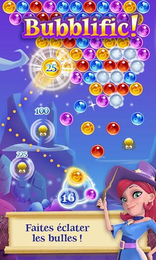 Bubble Witch 2 Saga APK MOD – Monnaie Illimitées (Astuce) screenshots hack proof 1