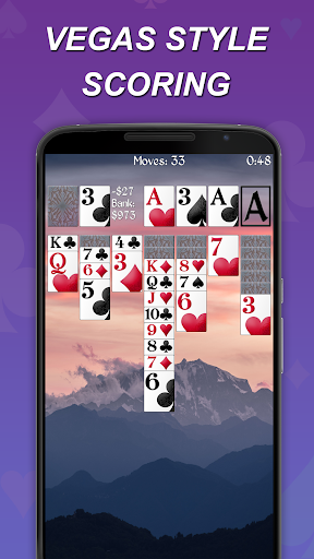 Solitaire MegaPack Varies with device screenshots 5