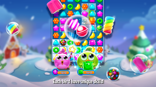 Bird Friends : Match 3 & Free Puzzle modavailable screenshots 11