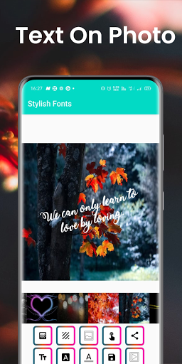 Stylish Fonts 11.09.2020 Screenshots 3