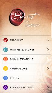The Secret To Money by Rhonda Byrne Apk Download 1