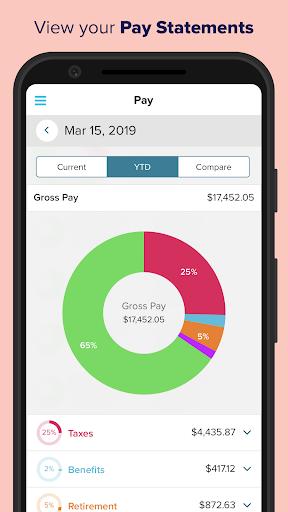ADP Mobile Solutions screenshots 2