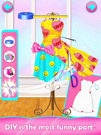 Télécharger Gratuit Fashion Doll: Shopping Day SPA ❤ Dress-Up Games APK MOD (Astuce) screenshots 3