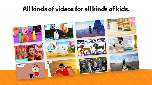 YouTube Kids 6.04.3 screenshots 2