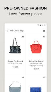 FARFETCH u2014 Designer Clothing Shopping for Spring screenshots 6