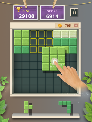 Block Puzzle, Beautiful Brain Game  screenshots 10