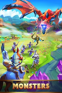 Lords Mobile: Kingdom Wars Screenshot