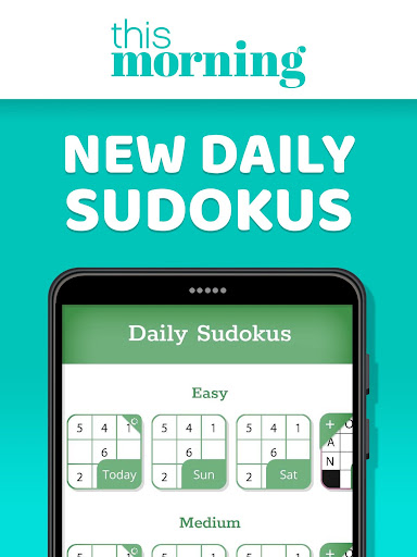 This Morning ud83cudf1e Puzzle Time ud83dudcc6 Daily Puzzles 4.3 screenshots 12