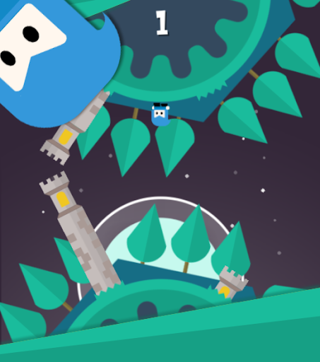 my hero colorful: arcade game screenshot 3