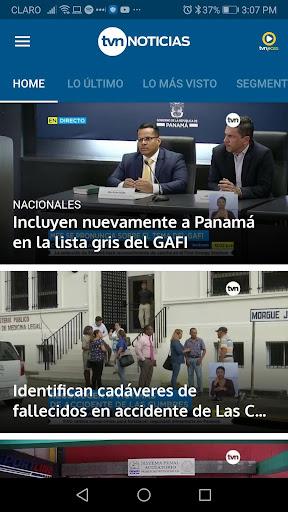 TVN Noticias 7.13.0 Screenshots 1