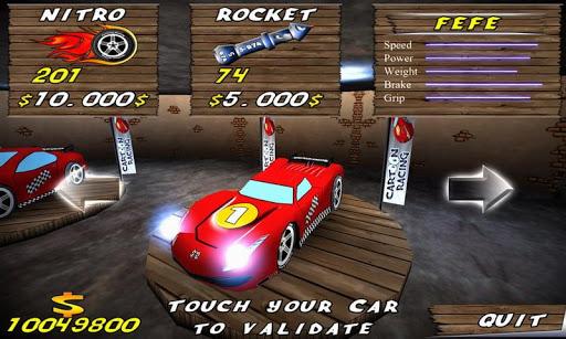 Cartoon Racing apktram screenshots 7