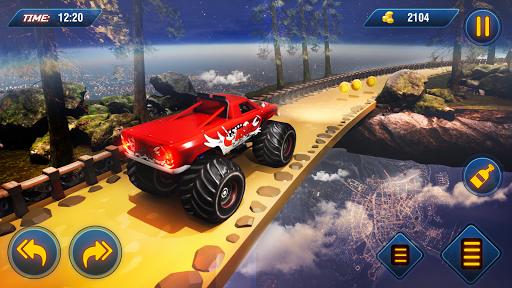 Mountain Climb Stunt: Off Road Car Racing Games  screenshots 2