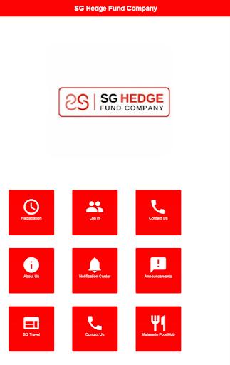SG Hedge Fund Company screenshot 1