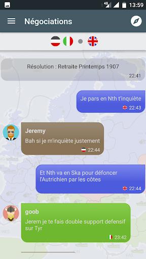 Code Triche Conspiracy mod apk screenshots 4