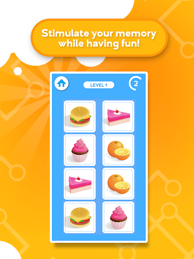 Train your Brain - Memory Games modiapk screenshots 1