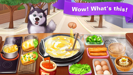 Breakfast Story: chef restaurant cooking games apktreat screenshots 1