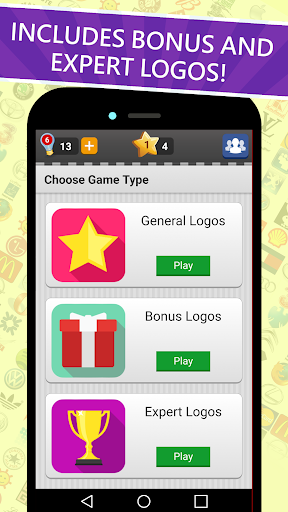 Logo Game: Guess Brand Quiz 5.4.5 screenshots 2