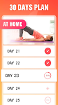 screenshot of Lose Weight at Home - Home Workout in 30 Days