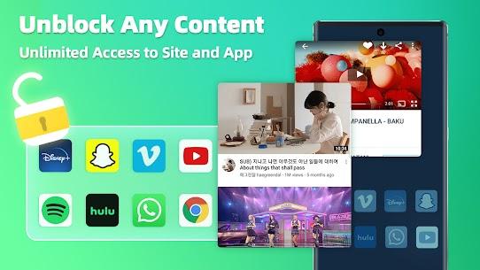 XY VPN VIP v1.3.615 MOD APK – Free, Secure, Unblock, Super, Hotspot 5